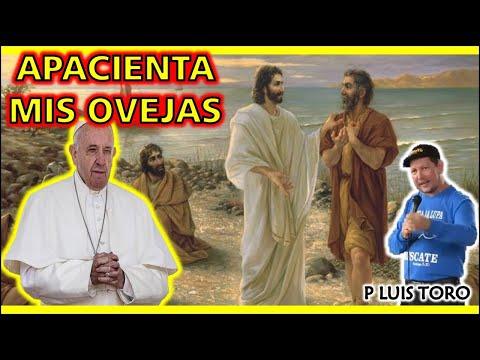 APACIENTA MIS OVEJAS - P LUIS TORO