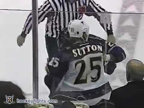 Ian Laperriere vs Andy Sutton