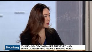 Bloomberg Interview with Elaine Zhang, CEO of Elysian Executive Solution