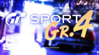 GTSport Gr.4 レース実況