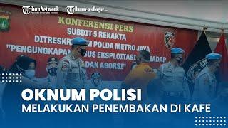 Sosok Oknum Polisi yang Melakukan Penembakan di Kafe Cengkareng, Bripka CS Mabuk dan Terlibat Cekcok