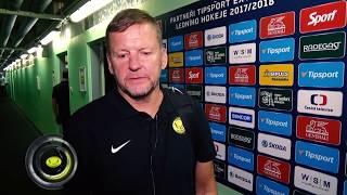 Кари Хейккиля после матча с ХК «Млада Болеслав»