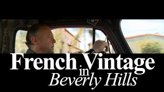 French Vintage In Beverly Hills
