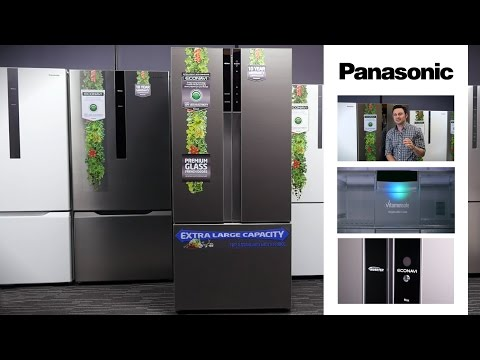 Panasonic Fridge Range – Live Fresh
