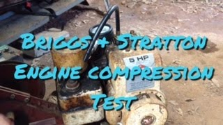 small engine compression test - Free video search site