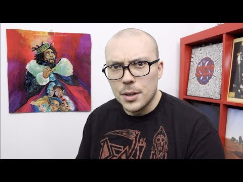 J. Cole – KOD ALBUM REVIEW