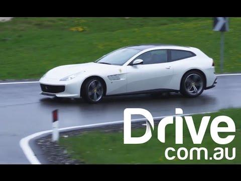2016 Ferrari GTC4Lusso First Drive Review | Drive.com.au