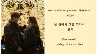 Roy Kim (로이 킴) - Pinocchio (피노키오) - (Hangul - Romanization - Romanian)