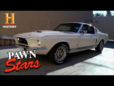 Pawn Stars: Most Expensive Items From Season 10 | History (видео)