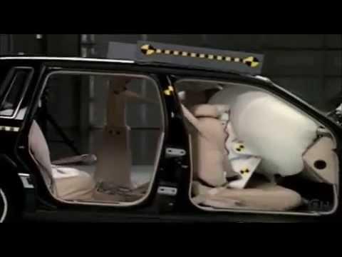 Baby Car Seat - Crash Test