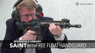 Springfield Armory Saint with Free-Float Handguard