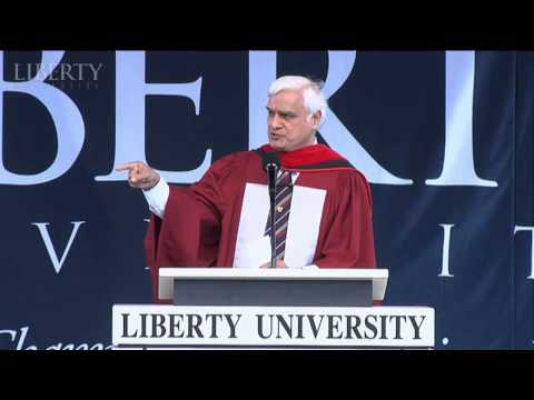 Dr. Ravi Zacharias - Liberty University Commencement