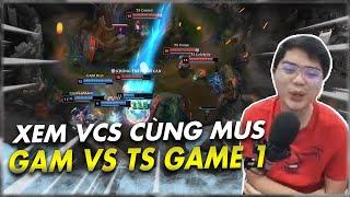 OPTIMUS PHÂN TÍCH GAM vs TS GAME 1 | XEM VCS CÙNG CƯỜNG 7 NÚI!