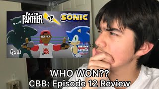 BLACK PANTHER VS SONIC REVIEW