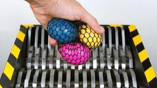 कतरन तनाव गेंदों और अन्य खिलौने!