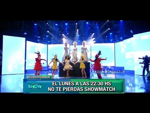 Este es el show – Programa 08/05/15