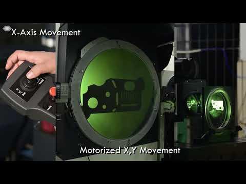 Horizontal Profile Projectors