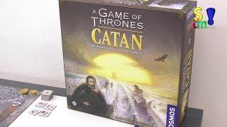 Catan: A GAME OF THRONES - Interview mit dem Redakteur Arnd Fischer (Spiel doch mal...!)