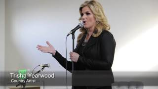 Trisha Yearwood on her new album