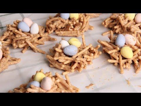 3 Ingredient Bird's Nest Cookies | Episode 1241