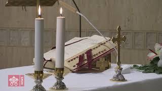 Il Papa: chiedere perdono è una medicina per la salute dell'anima