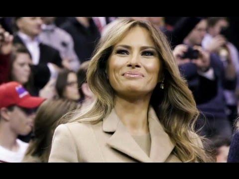 Melania Trump's Story: From Slovenia to the White House