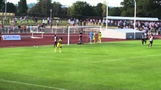 preview picture of video 'Angers SCO - FC Nantes à Segré (3-1)'