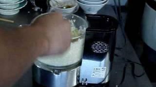 にんにくのみじん切り方中華料理レシピ