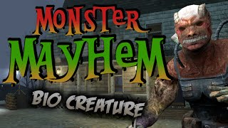 Monster Mayhem - Bio Creature (Garry's Mod)