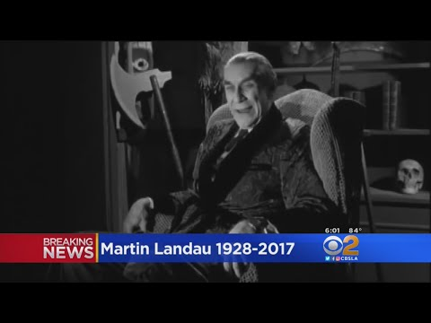 , title : 'Oscar-Winning Actor Martin Landau Dies At 89'