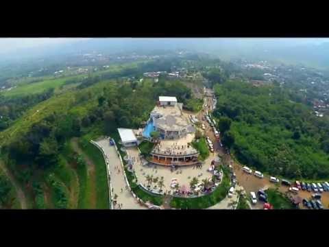 Video Eling Bening Ambarawa with Aerial Footage