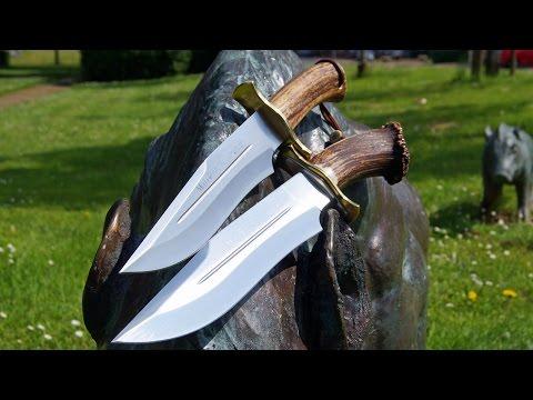 Muela Magnum Series 26 23 Seraphim Falls Bowie Knife Bowiemesser Jagdmesser Espana Spain LARP
