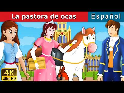 La pastora de ocas - Cuentos para dormir - Cuentos Infantiles - Cuentos De Hadas Españoles