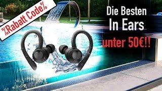 DIE BESTEN SPORT IN EARS UNTER 50€!!