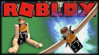 MEU BRAÇO VIROU UM ESPAGUETE GIGANTE!! - ROBLOX Noodle Arms