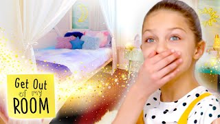 Sisters Get Their Dream Rooms!   Get Out Of My Room   Universal Kids