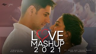 LOVE MASHUP 2020 | HINDI ROMANTIC MASHUP | BEST OF 2020 LOVE SONGS MASHUP | DJ Harshal, Yohan