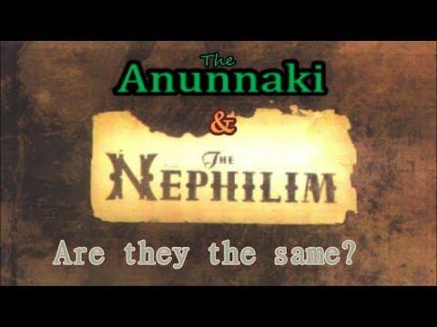 Rh- Negative Blood Origins: Zijn de Annunaki en de Nephilim hetzelfde
