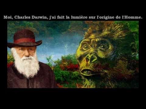 Vidéo de Charles Darwin