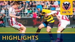 Highlights: Hobro IK - AaB 0-2 (10-04-2016)