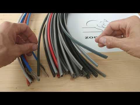 Греющий кабель внутрь трубы - чем отличается.