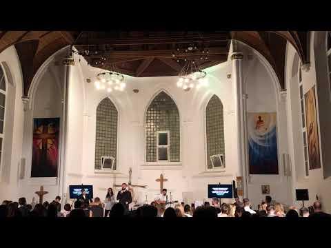 Молитва Покаяния / Хиллсонг Москва в Англиканской Церкви Святого Андрея