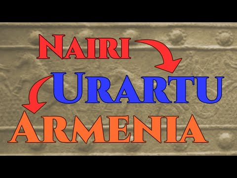 Kingdom of Urartu - Misconceptions and the Armenian Connection