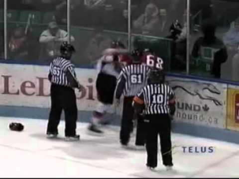 Pier-Antoine Dion vs Tommy Tremblay
