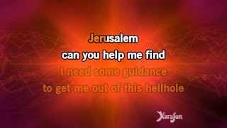 Karaoke Jerusalem - Anouk *