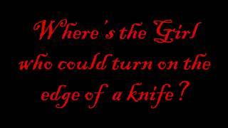 Where's the Girl? Lyrics-Scarlet Pimpernel
