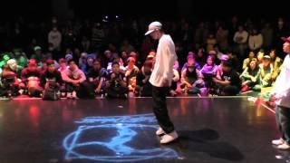 YASS + Yusei vs BUBUEE + oSaam FINAL HIPHOP / JUSTE DEBOUT JAPAN 2016