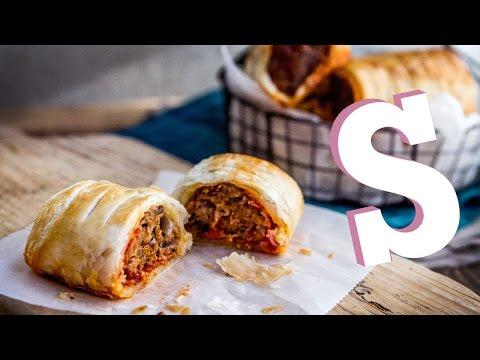 Gourmet Sausage Roll Recipe – SORTEDfood