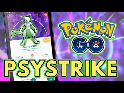Is Psystrike Mewtwo Good? | Pokemon GO