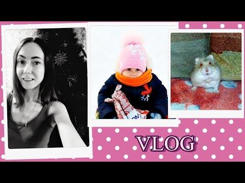 Vlog:Супер снуд.Лилины оценки за четверть.Наш вечер.